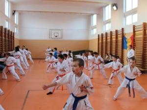 Imagini din timpul antrenamentelor