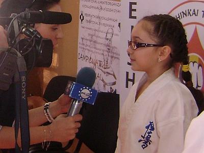 Reportaj Karate Antena 1 Targu Jiu