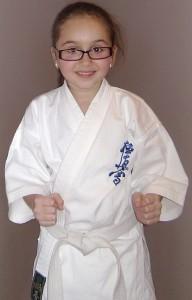 uniforma karate kyokushin