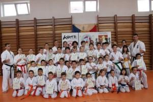 seminar si examen karate tg jiu