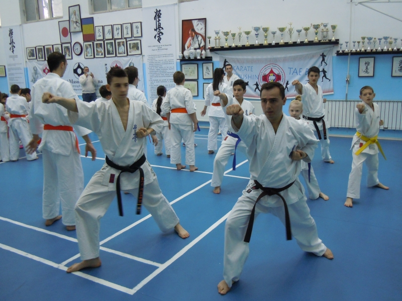 seminar karate kyokushin