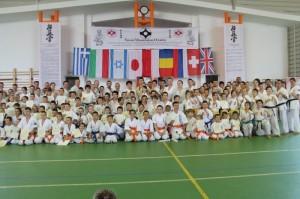 Seminar campionat international karate kyokushin