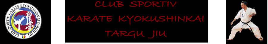 Karate Kyokushinkai Targu Jiu